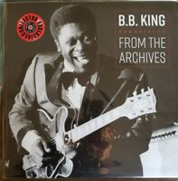 B.B. King Remastered from The Archives 180g Limited Edition Red Vinyl+ down card