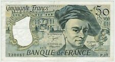 BILLET 50 FRANCS QUENTIN DE LA TOUR 1979 P 17 730087