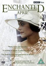 ENCHANTED APRIL - DVD - REGION 2 UK
