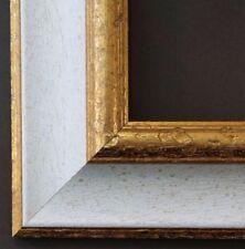 Cornici e portafoto bianchi senza marca oro