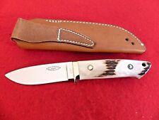 Beretta Japan made mint in box STAG Loveless Drop Point Hunter knife Ltd #10