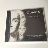 Antonio Vivaldi : Gloria CD 2002 notre fame prep school album band class private