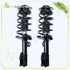 Front Quick Complete Struts & Coil Springs w/ Mounts For 2004-2012 Chevy Malibu