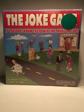 The Joke Game made by All Things Equal, Inc, New in Box Factory Sealed