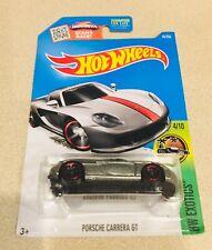 🏁 Hot Wheels Porsche Carrera GT Zamac Wal-Mart Exclusive 1:64 Scale 🏁