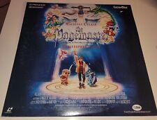 Laserdisc - The Pagemaster - Bon État