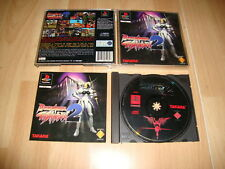 BATTLE ARENA TOSHINDEN 2 DE TAKARA PARA LA SONY PS1 VERSION ORIGINAL USADO
