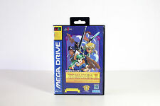 Dragon Slayer: The Legend of Heroes II  RPG Japan Sega Mega Drive TESTED rare