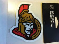 Ottawa Senators 4x4 Die Cut Decal