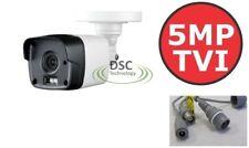 5MP BNC TVI IR Bullet Camera for HIKVISION 5MP HDTVI DVR or LTS 5MP TVI DVR