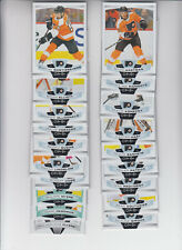 19/20 OPC Philadelphia Flyers Team Set with RCs and Insert - Hart Myers RC +