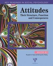 Key Readings in Social Psychology: Attitudes : Their Structure, Function and...