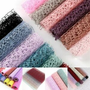 Handmade Gift Box Wrapping Paper Diy Flower Wrap Color Roll For Decoration New