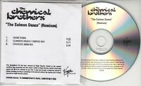 THE CHEMICAL BROTHERS The Salmon Dance - Remixes 2014 UK 3-track promo test CD
