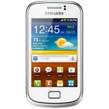 Samsung Galaxy GT-S6500 Galaxy Mini 2 weiß Android Kundenretoure wie neu