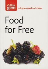 Food For Free (Collins Gem) (Paperback Book)