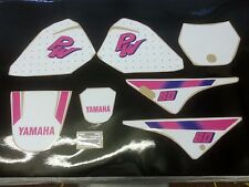RETRO DESIGN YAMAHA PW 80 GRAPHICS DECAL STICKER KIT