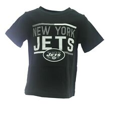 New York Jets Infant Toddler Size Nfl Official Team Apparel T-Shirt New With Tag