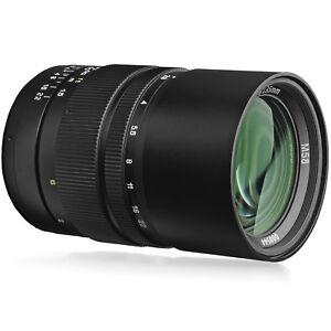 Oshiro 135mm Lens for Nikon FX DX F D5 D4 D850 D750 D500 D7500 D5600 D5500 D3500