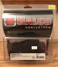"Galco TS440B Springfield Tax Slide Holster XD 9mm .40 Belt R/H XDM 3.8"" 4.5"""