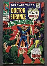 Strange Tales #160 Doctor Strange VF+