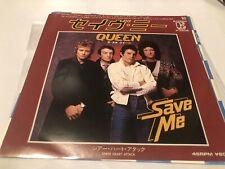 "Queen Save Me Japan 7""ps Original Vinyl Japanese Import Rare Import"