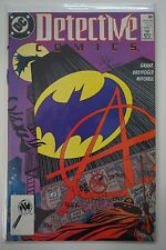 Detective Comics #608 BATMAN (1989) DC 1st Appearance ANARKY Joker's Son