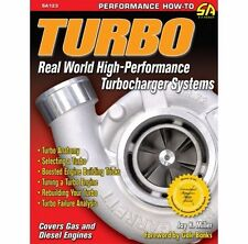 Real World High-Performance Turbo charger Systems MODIFY WORKSHOP REPAIR MANUAL
