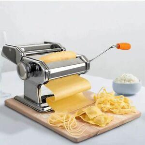 Machine à Pates Raviolis Spaghettis Tagliatelles Pasta Fraiche