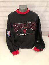 Vtg 90s Lee Sport Chicago Bulls Crewneck Sweatshirt sz XL Extra Large Jordan