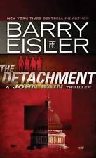 The Detachment (John Rain Thrillers)-ExLibrary