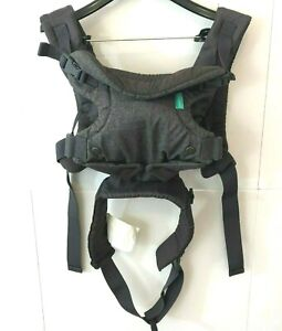 INFANTINO Flip Advanced 4-in-1 Convertible Infant Carrier Gray