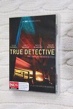 True Detective : Season 2 (DVD, 3-Disc Set) LIKE NEW (Discs: NEW), FREE SHIPPING