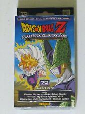 Dragon Ball Z Awakening Starter Deck (70 Cards) NEW sealed DBZ TCG