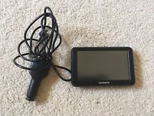 Garmin NUVI50LM GPS Black with Car Charger - FULLY FUNCTIONAL