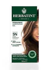 Herbatint Gel Colorante Permanente 5n Castano chiaro fino a 2 applicazioni