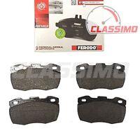 Ferodo Front Brake Pads for LAND ROVER DEFENDER 90 110 - all models - 1991-2016