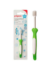 Pigeon Training Toothbrush - Step 3