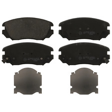 Front Brake Pad Set Fits Vauxhall Insignia A Sports Tourer Febi 16895