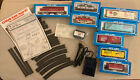 """VINTAGE """"LIFE-LIKE"""" HO SCALE ELECTRIC TRAIN SET CAMPBELL SOUP + INSTRUCTIONS"""