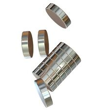 10 Neodymium Magnets 1/2 x 1/8 inch Disc N48, Free Shipping, New
