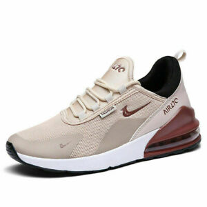 Men Women Sports Shoes Walking Trainers Lace up Casual Running Gym Sneakers Size