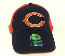 the best attitude a3366 282b2 CHICAGO BEARS 47 Brand Closer Stretch Fit Baseball Cap NEW Hat
