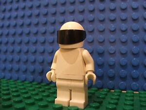 Lego Mini Figure Stig Funny Top Gear Topgear set. finally unmask the stig