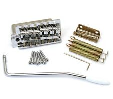 LEFTY Chrome Tremolo for Mexican Standard Fender/Squier Strat® SB-5212-L10