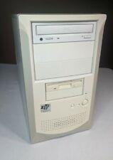 Custom Built Windows 98 Retro Gaming Industrial PC Computer P2 B Montego II 5GB