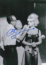 Elke Sommer signed 8x12 inch photo autograph