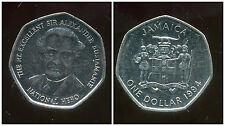 JAMAIQUE 1 dollar  1994