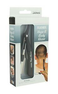 Jatai Feather Nape & Body Razor Kit