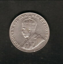 Canada--1928--5 Cents--King George V/Maple Leafs